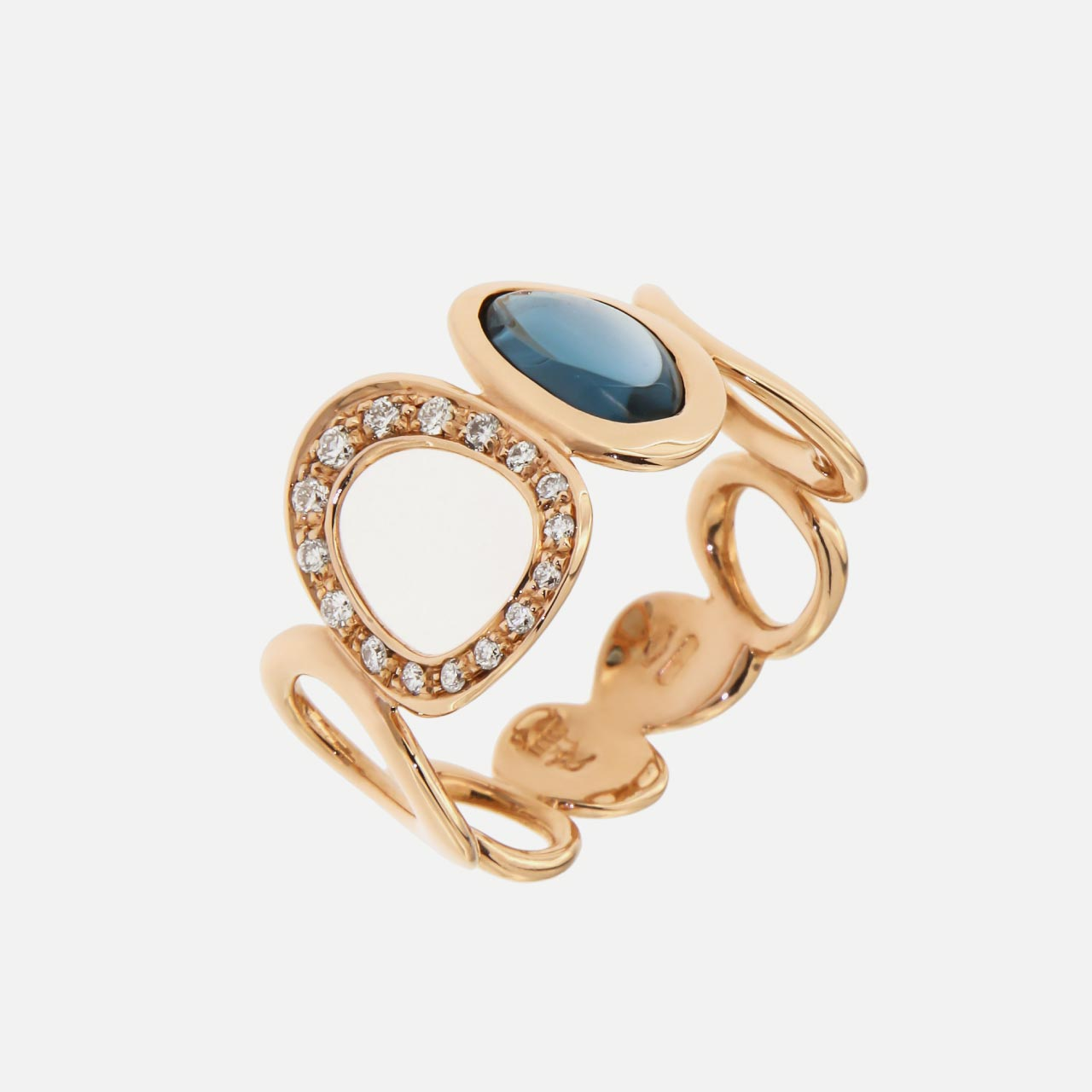 ring rugiada's collection